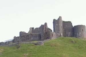 Carreg Cennen Castle & Farm